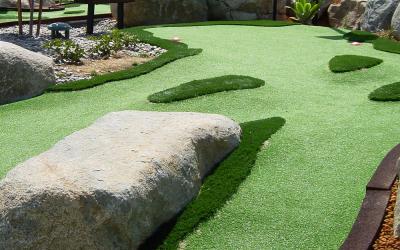 THE WEIRD SIDE OF INSTALLING ARTFICIAL GRASS