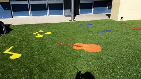Creativity in Artificial Grass Installation
