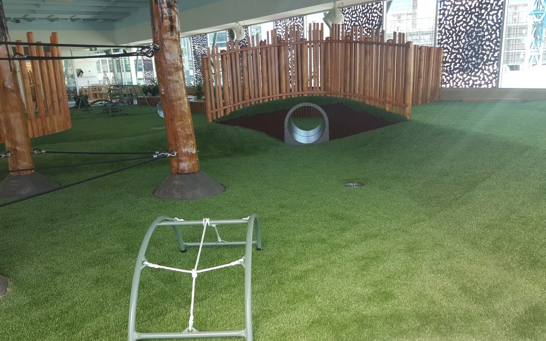 Child Care Centres embrace Enduroturf